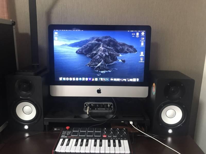iMac_DTM用PC