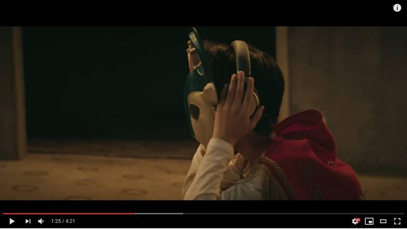 King Gnu_飛行艇ミュージックビデオ