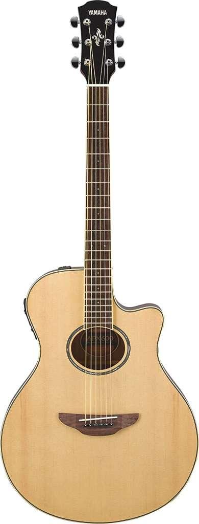 3.エレクトリック・アコースティック・ギター(エレアコ)