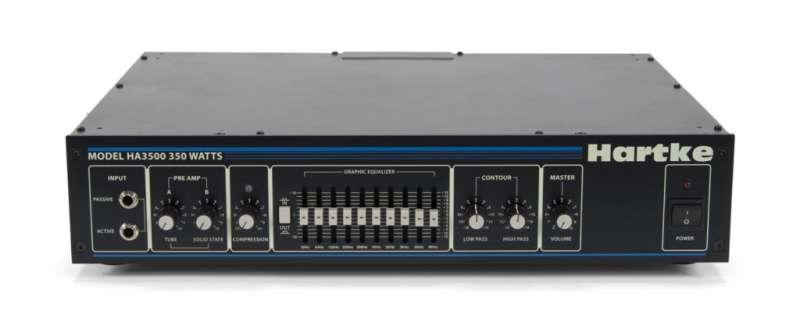 ハートキー HA3500 ベースアンプヘッド