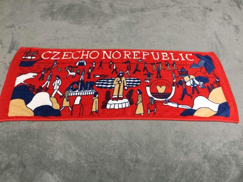 Czecho No Republic|ネバーランドタオル