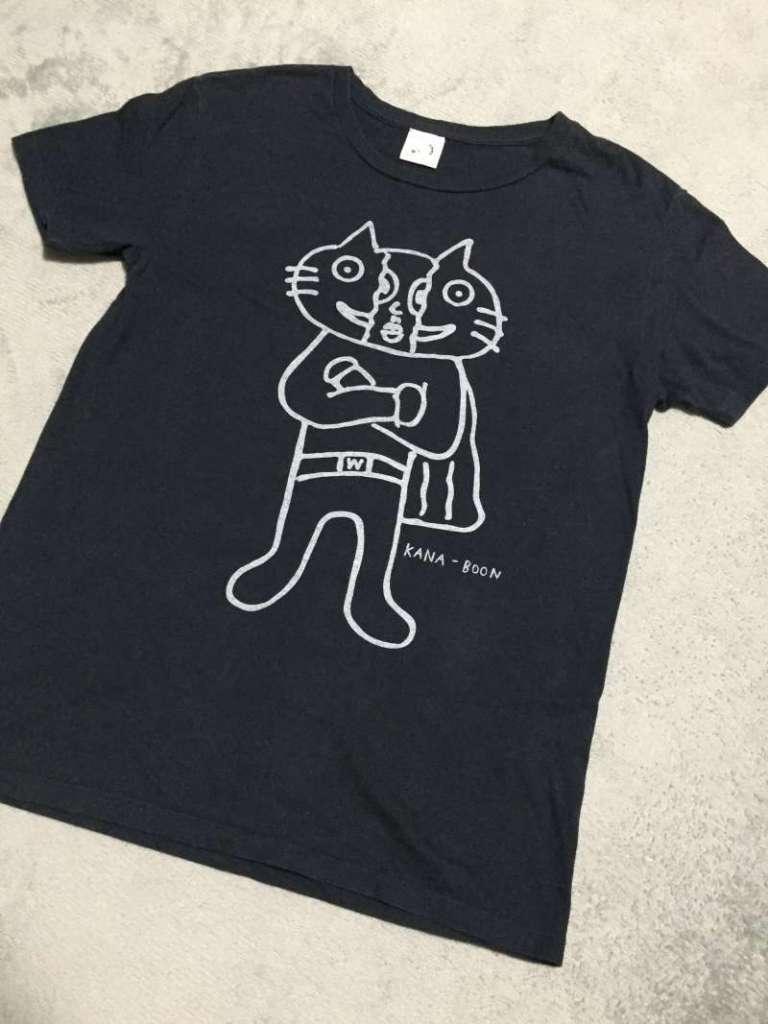 KANA-BOON|ドッペルヒーローTシャツ