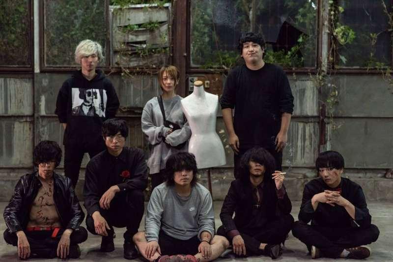 ミュージックビデオ「リゼ」の撮影風景