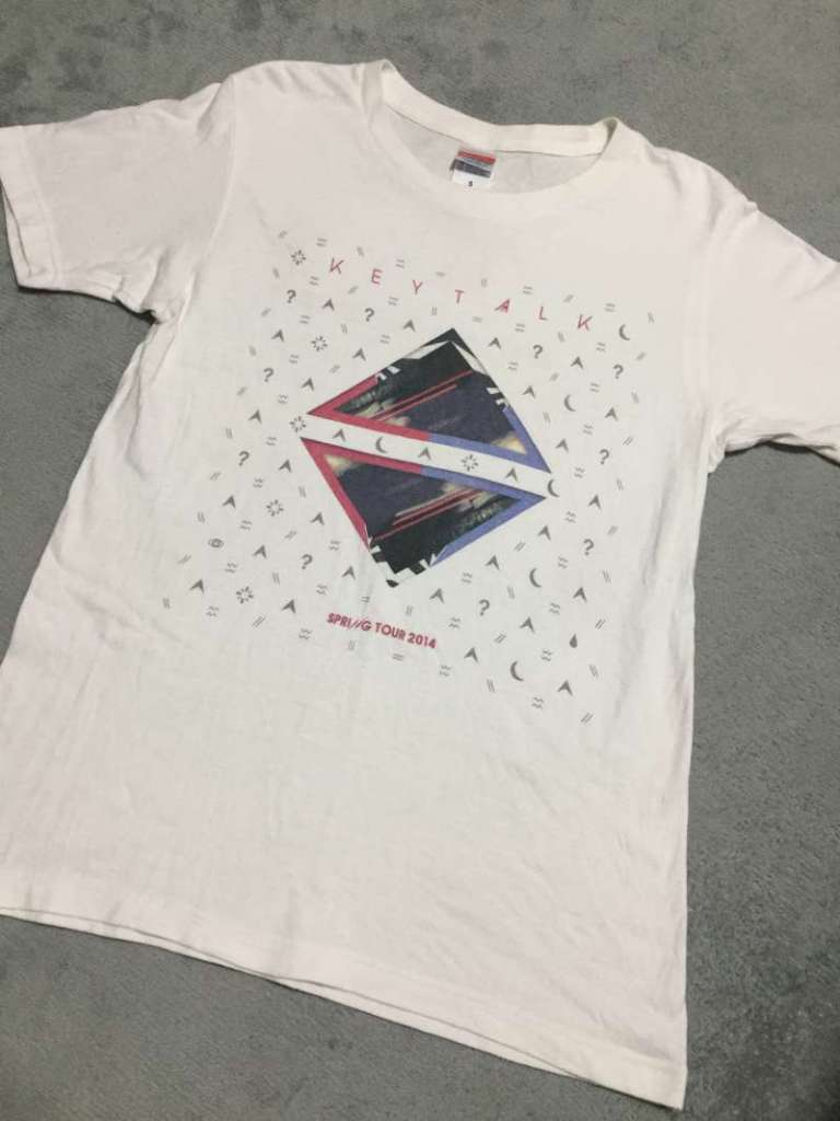KEYTALK|パラレルTシャツ表
