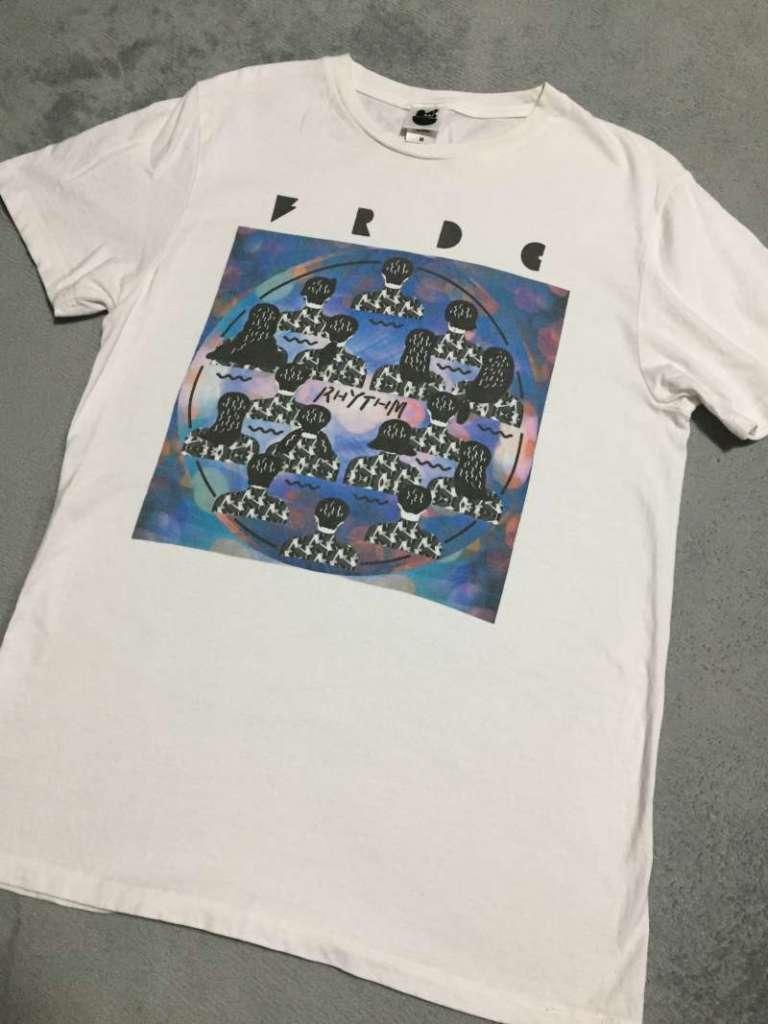 フレデリック|FRDC RHYTHM Tシャツ
