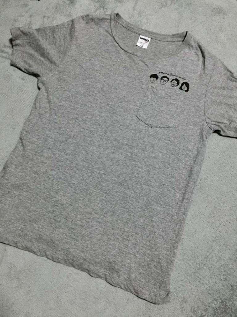 夜の本気ダンス|ポケット付きTシャツ