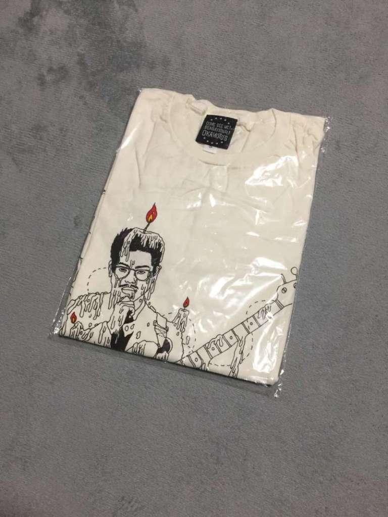 OKAMOTO'S|ハマ☆クン24 Tシャツ