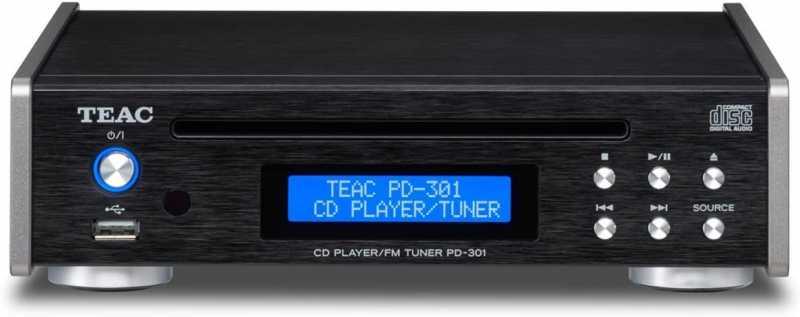 Teac|CDプレーヤー PD-301